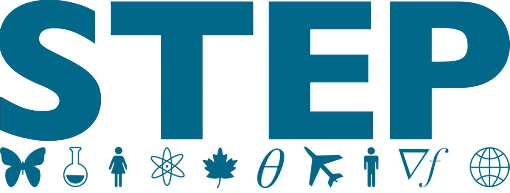 STEP logo transparent